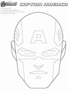 Avengers free printable coloring masks oh my fiesta for Avengers mask template