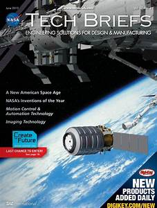 NASA Tech Briefs Magazine (page 4) - Pics about space