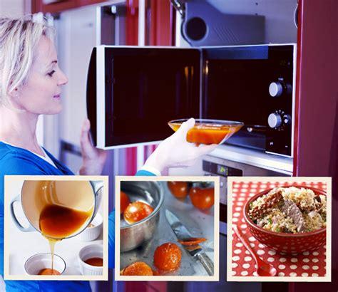 cuisiner micro onde cuisiner au micro ondes 10 astuces rapides