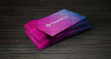 psd business card template designs designmaz