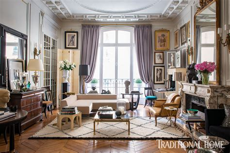 American Traditional Interior Design by An American Design Visionary Shapes A Collector S