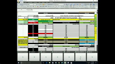 excel spreadsheet predicts pick  combos  lottery