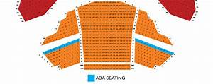 Houston Seating Chart