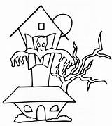 Haunted Coloring Pages Printable Disney Momjunction Colouring Mansion Halloween Sheets Ghost Scary sketch template
