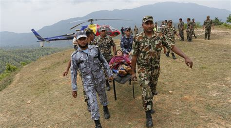 India Resumes Aid To Nepal by Nepal Earthquake India Adopts Wait And Approach Says Won T Send Team Till Nepal Asks For