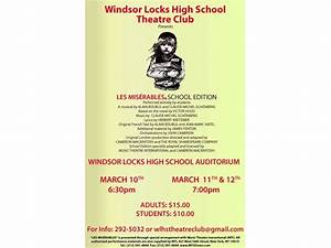 Don't miss 'Les Miserables' - THIS weekend @ Windsor Locks...