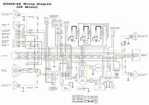Motorcycle Basic Ignition Wiring Diagram