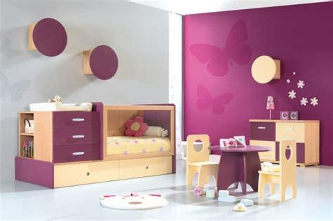 chambre parentale bleue decoration murale chambre fillette visuel 6