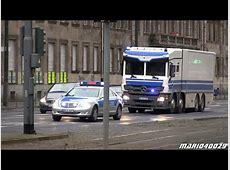 Werttransporter Bundesbank + Polizei YouTube