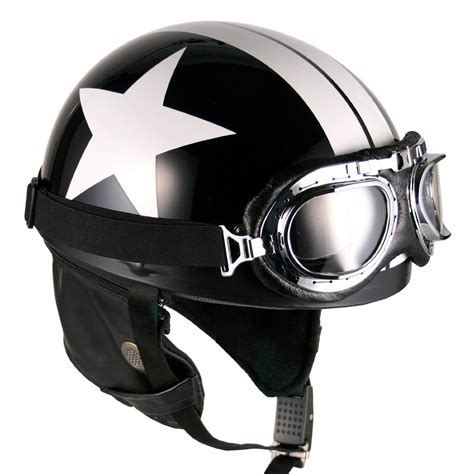 goggles for motocross vintage motorcycle helmets old style helmets