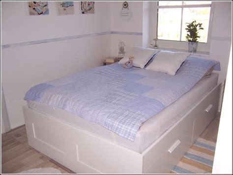 Ikea Bett Brimnes Erfahrung  Betten  House Und Dekor