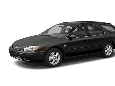 ford taurus sel dr station wagon specs