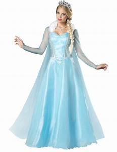 Avis Online Rechnung : d guisement princesse des neiges pour femme premium deguise toi achat de d guisements adultes ~ Themetempest.com Abrechnung