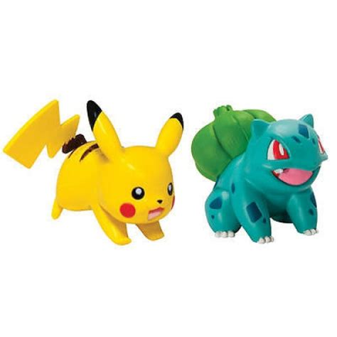 ultrajeux figurines pikachu bulbizarre pok 233 mon