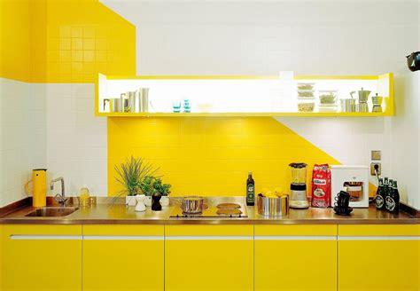 teppich für küche gelb k 252 che ideen mit der einzigartigen modernen teppich
