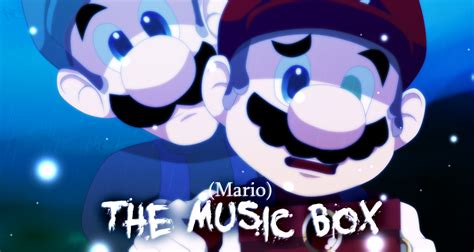 Mario The Music Box