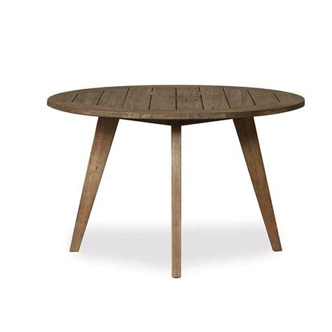 lloyd flanders wildwood 48 quot umbrella dining table