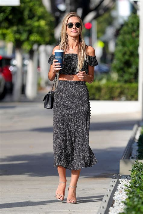 Audrina Patridge Out Los Angeles