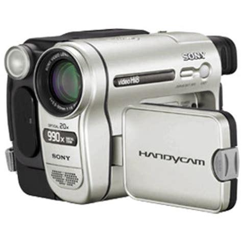 camescope sony ccd trv238e hi8 8mm bon etat de fonctionnement comme neuf