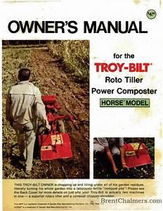 Tiller Manuals