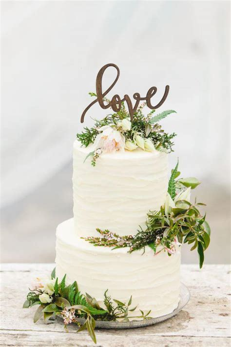 rustic wedding cake topper love shop cake toppers gifts