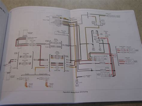wiring diagram 2013 road king harley davidson forums