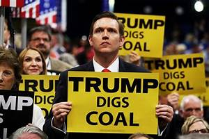 Coal jobs are not coming back, no matter what Trump says ...