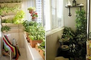 cooler kleiner balkon 40 kreative und praktische ideen With kleiner balkon ideen pflanzen