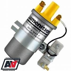 Lumenition Megaspark 4 Ignition Coil With Ballast Resistor