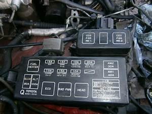 Fuse Box Toyota Hilux Surf 2 4 3 0 92 To 94 Ln 130 Kzn130