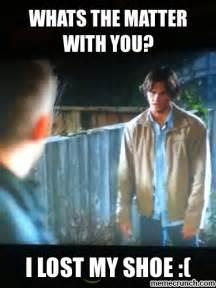 Supernatural Meme - supernatural birthday meme memes