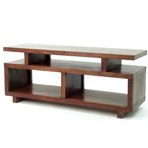 meuble billot cuisine meuble tv design en palissandre salon à l 39 ambiance