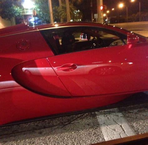 bugatti justin justin bieber driving his 1 9m bugatti veyron in miami