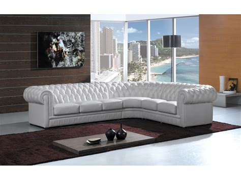 tufted leather sectional sofa seating gt sofas sectionals gt paris 1 white tufted