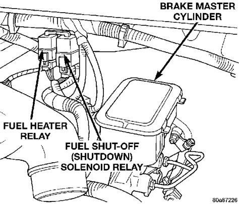 Diesel Engine Wont Shut Off Truck Just