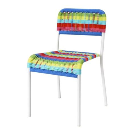 Chaises Empilables Ikea by F 196 Rgglad Chaise Enfant Ikea