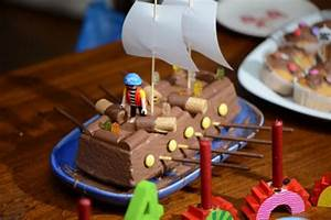 Kindergeburtstag Kuchen Einfach : rezepte f r die piratenparty ~ Frokenaadalensverden.com Haus und Dekorationen