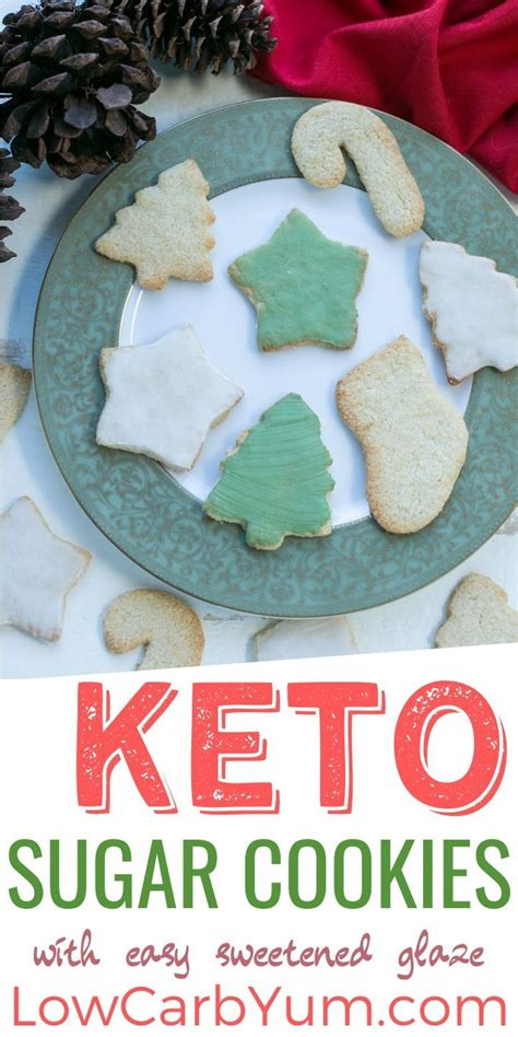 This recipe uses basic ingredients you probably already have. The BEST keto sugar cookie recipe! These low carb cookies ...