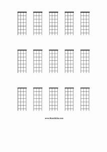 Blood Pressure Chart For Kids Mandolin Blank Chord Chart Printable Pdf Download