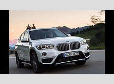 2016 BMW X1 Glacier Silver Metallic Documentary 2016 UsA