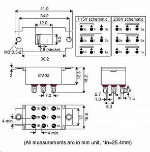 solteam ev 32 slide switch 3pdt With 3pdt wiring