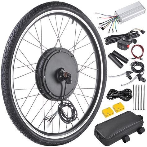 Electric Motor For Bicycle by 48v 1000w26 Quot Front Wheel Electric Bicycle Motor Kit Ebike
