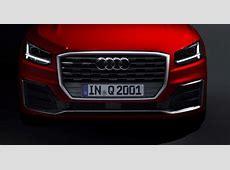 Dimensioni Audi Q2 Altezza, lunghezza, larghezza e