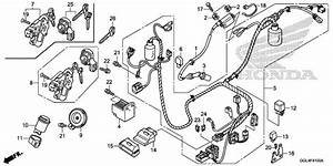Honda 50cc Atv Wiring Diagram