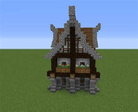 Medieval House 1  Grabcraft  Your Number One Source For