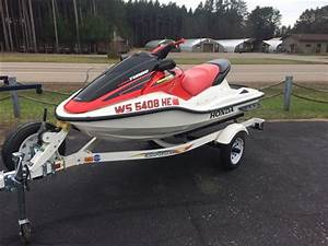Honda Aquatrax R 12 Boats For Sale