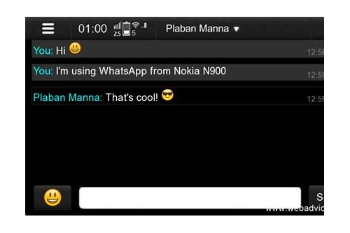 how to download whatsapp on nokia n900