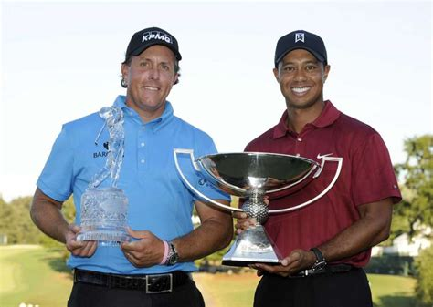 50 memorable Tiger Woods and Phil Mickelson victories ...