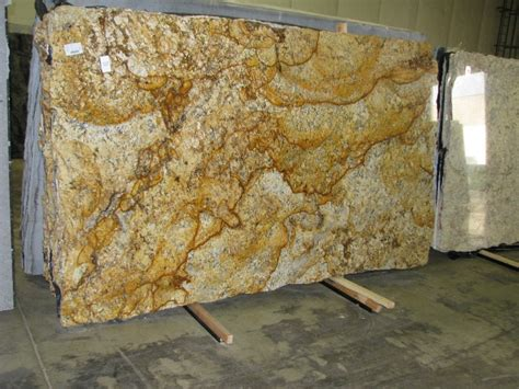 golden rustic granite