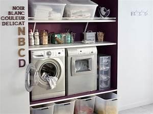 Machine À Laver À Pedale : bien int grer sa machine laver dans son int rieur elle d coration ~ Dallasstarsshop.com Idées de Décoration